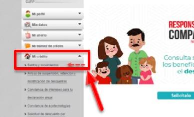 ¿Cómo checar mi estado de cuenta Infonavit en línea? 4