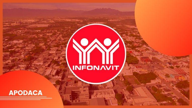 Dónde queda el Infonavit en la ciudad de Apodaca