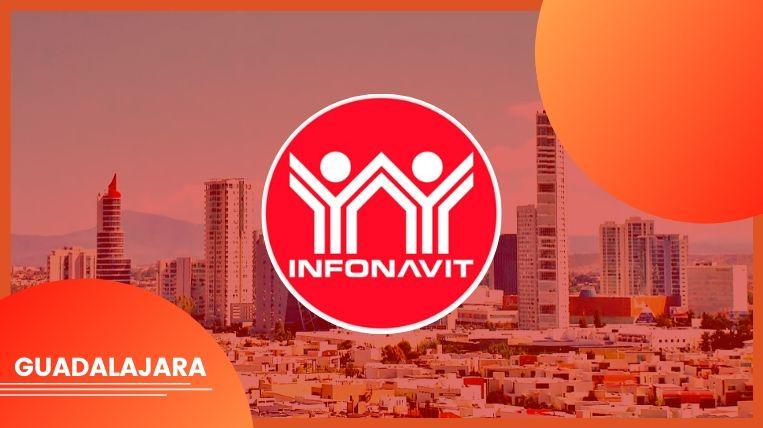 Dónde queda el Infonavit en la ciudad de Guadalajara