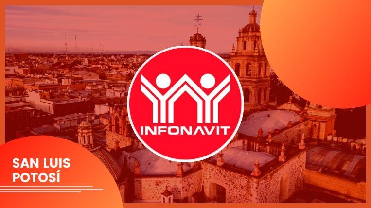 donde queda la oficina de infonavit en Sal Luis Potosí?