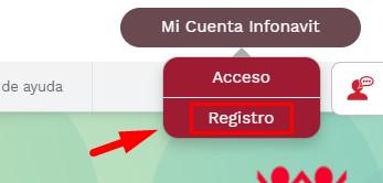 ¿Cómo ingresar en la plataforma de Mi Cuenta Infonavit? 2
