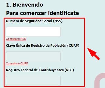 ¿Cómo ingresar en la plataforma de Mi Cuenta Infonavit? 3