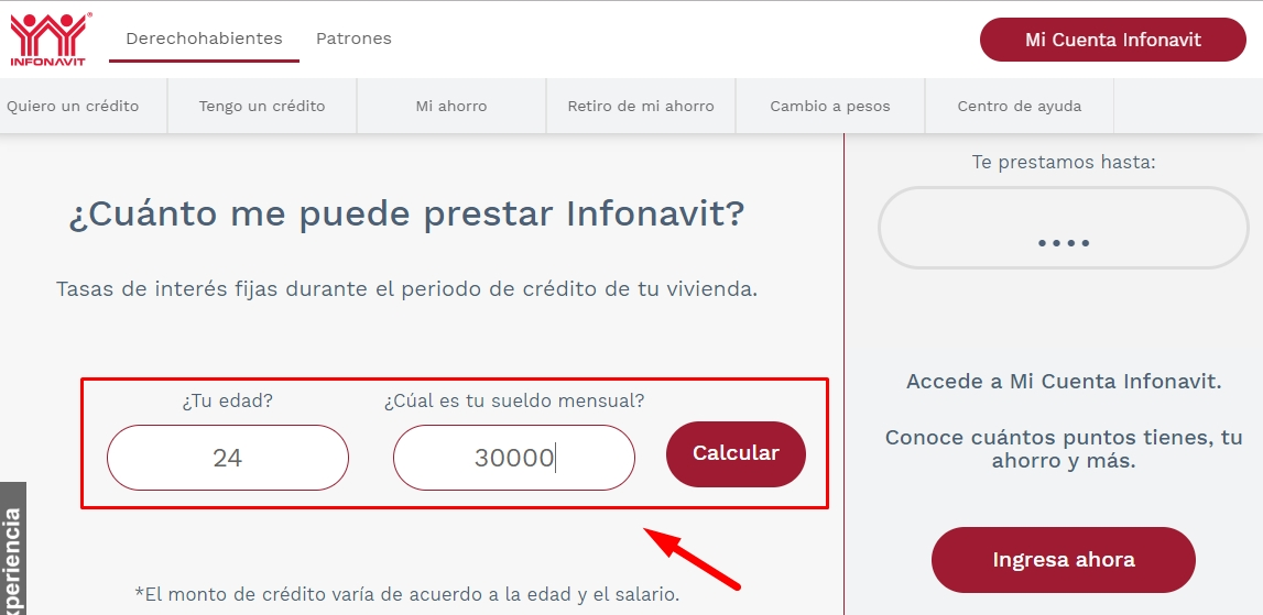Conoce las ventajas que te ofrece el portal Infonavit 3