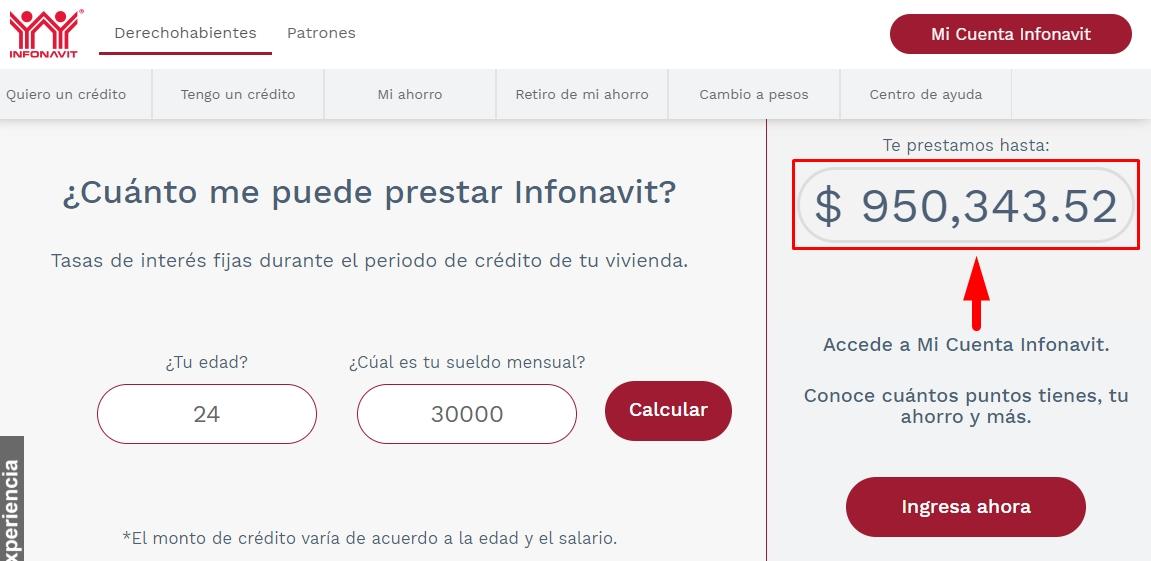 Conoce las ventajas que te ofrece el portal Infonavit 4